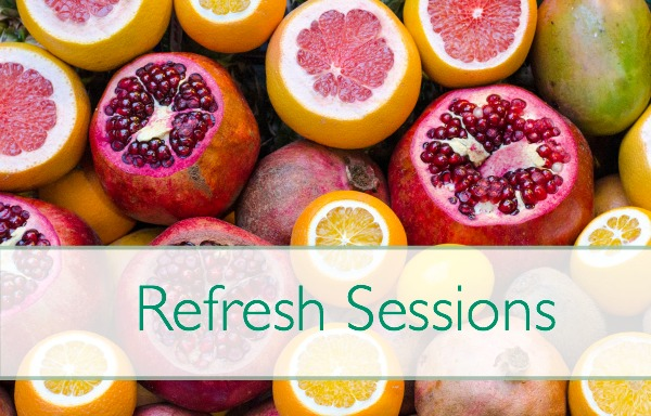 refresh session mindful presence coach