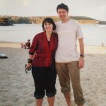 13 years ago today! Engaged at Balmoral Beach