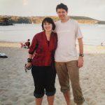 13 years ago today! Engaged at Balmoral Beach
